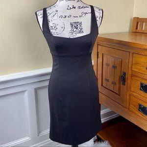 Elie Tahari Sleeveless Black Dress